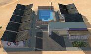 Resort Fonte Salgada, visão externa