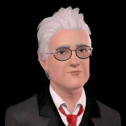 Simão Rugabaixa (The Sims 3)