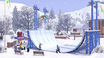 Ts3 seasons announce halfpipe