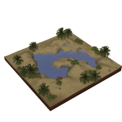Água na Areia