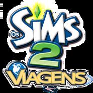 Logo Os Sims 2 Viagens