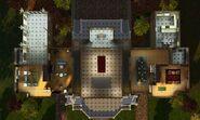 A Casa Grande, primeiro andar