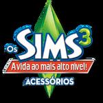 Logo Os Sims 3 A vida ao mais alto nível!