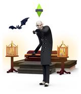 The Sims 4 Vampiros (Render 7)
