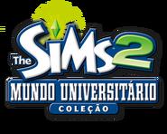Logo The Sims 2 Mundo Universitário