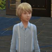 Lucas Quitutten no jogo