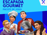The Sims 4: Escapada Gourmet