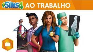 The Sims 4 Ao Trabalho - Trailer oficial