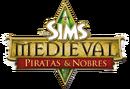 The Sims Medieval Piratas & Nobres Logo