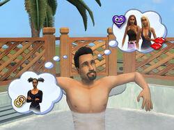 Família Lotário (The Sims 2)