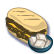 Comida Bife de Tofu com Queijo