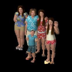 Família Wahine