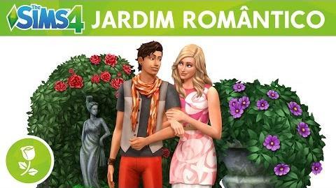 The Sims 4 Jardim Romântico Trailer Oficial