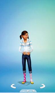 Criança The Sims 4