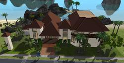 Hotel de Praia Twikkii