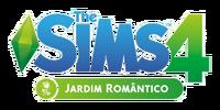 Logo The Sims 4 Jardim Romântico (Primeira Versão)