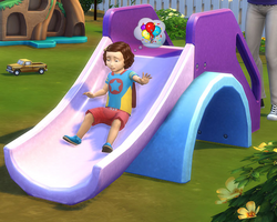 Escorregador de Segurança BamCo para Bebês