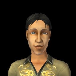 Goopy GilsCarbo (The Sims 2)
