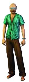Patrício Montez (The Sims 2 Console)