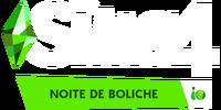 The Sims 4 - Noite de Boliche (Logo)