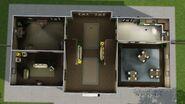 Alojamento Malan, primeiro andar