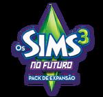Logo Os Sims 3 No Futuro