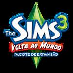Logo The Sims 3 Volta ao Mundo