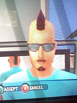Miguel Solteirus (The Sims console)