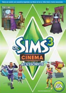 Packshot Os Sims 3 Cinema