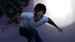 Lobisomem em The Sims 3