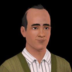Vadinho Simovitch (The Sims 3)