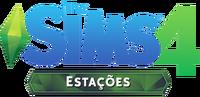 Logo The Sims 4 Estações (Primeira Versão)