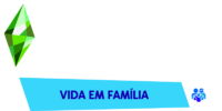 The Sims 4 - Vida em Família (Logo)
