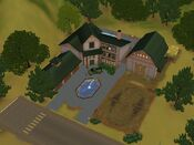 A Fazenda do Reboco (Casa completa)