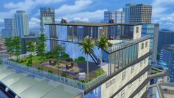 Cobertura (The Sims 4)