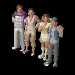 Família Benton