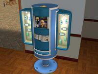 Máquina de Telefones - TS2