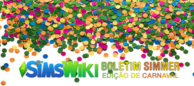 Boletim Simmer Carnaval
