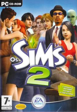 Capa Os Sims 2