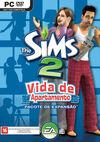 Capa The Sims 2 Vida de Apartamento