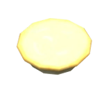 Torta de Creme de Banana