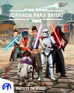 Capa The Sims 4 Star Wars Jornada para Batuu