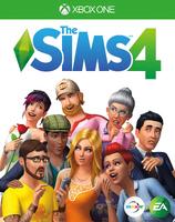 Capa The Sims 4 Xbox One (Primeira Versão)