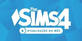 TheSims4AtualizaçãoMensal