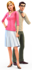 The Sims 4 Render 14