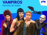 The Sims 4: Vampiros