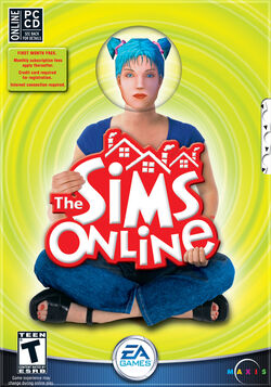 The Sims Online (Capa)