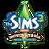 Logo The Sims 3 Vida Universitária