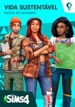 Capa The Sims 4 Vida Sustentável