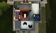 Luxo Vibrante, segundo andar